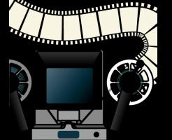 フィルム動画の画像